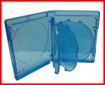 25mm BLU-RAY MULTI CASE (HOLDS 7 DISCS) VIVA ELITE 7 Tray