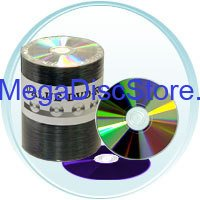 Taiyo Yuden DVD-R 16x 4.7GB Silver Shiny ValueLine 100 OPP Wrapper - Click Image to Close