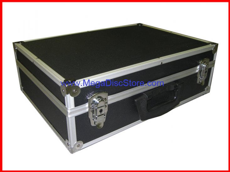 Black Aluminum Tool Case Free Shipping - Click Image to Close