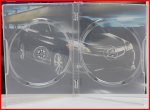 100 Pk 14mm DVD Case Double Super Clear Dual 2 Discs Holder Box Premium